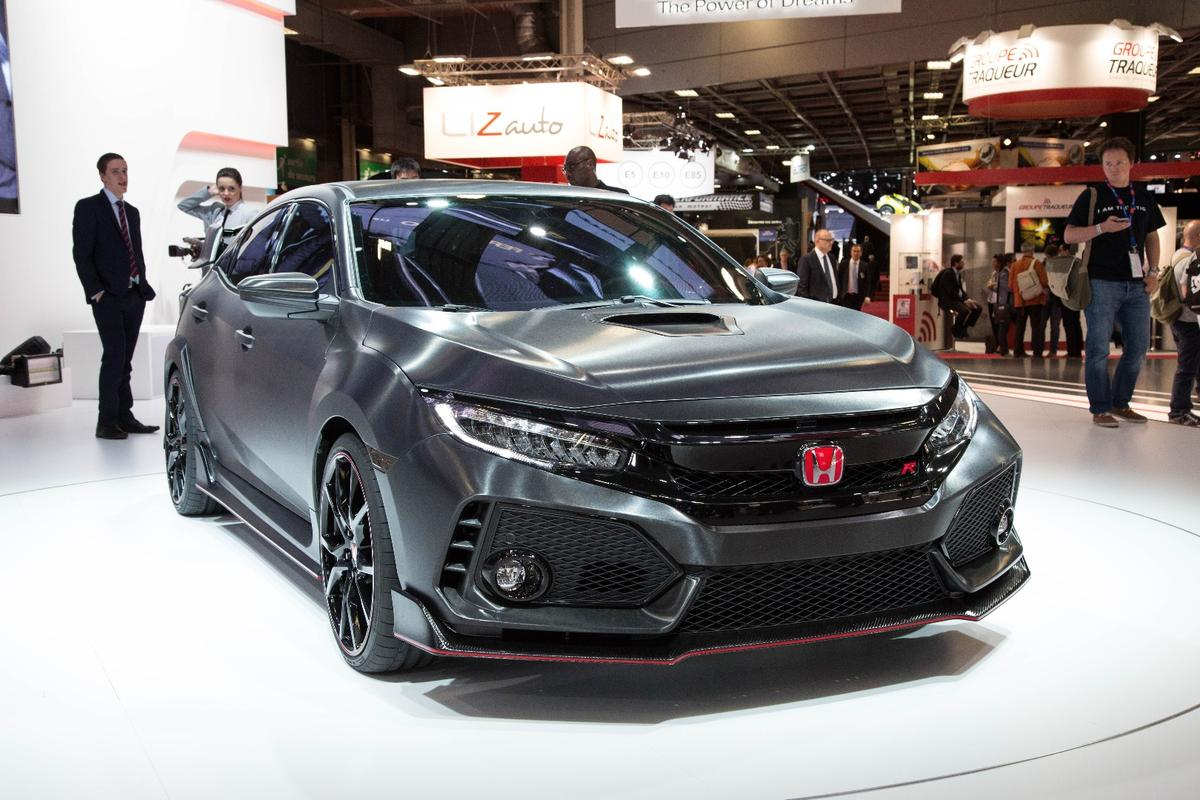 The Type-R Prototype is a strong indication of where the next-gen Civic hot hatch is headed