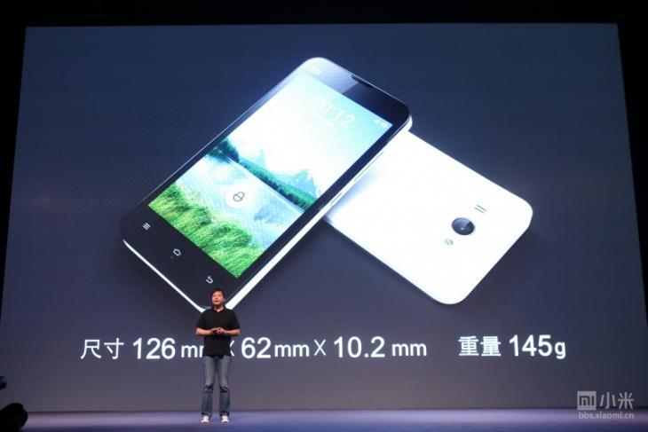 The Xiaomi Phone 2 announcement in Beijing