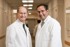 University of Michigan, Kim Eagle, M.D., and Timir Baman, M.D.