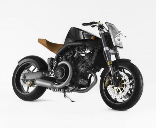 Voxan Cafe Racer Super Naked Concept