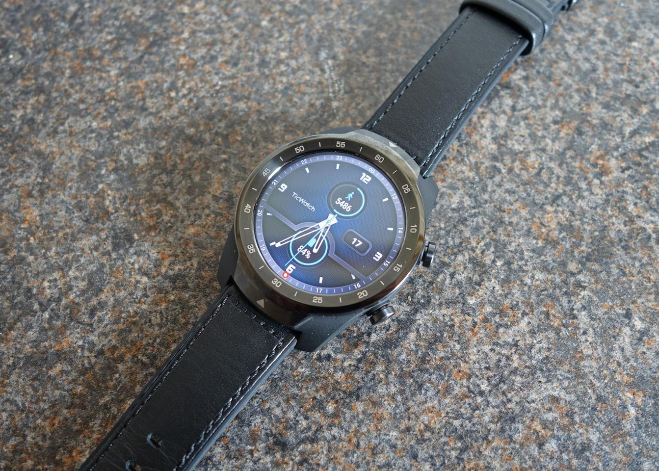 Ticwatch Pro review: Dual-layer screen makes for one of the