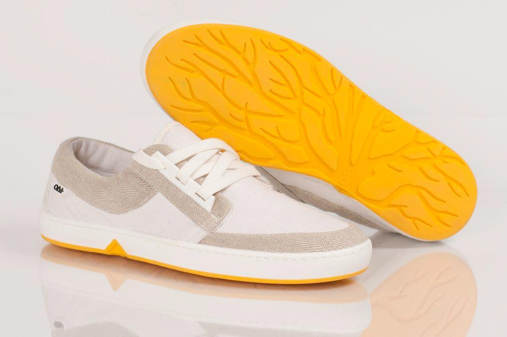 OATS Shoes is launching a line of fully compostable sneakers