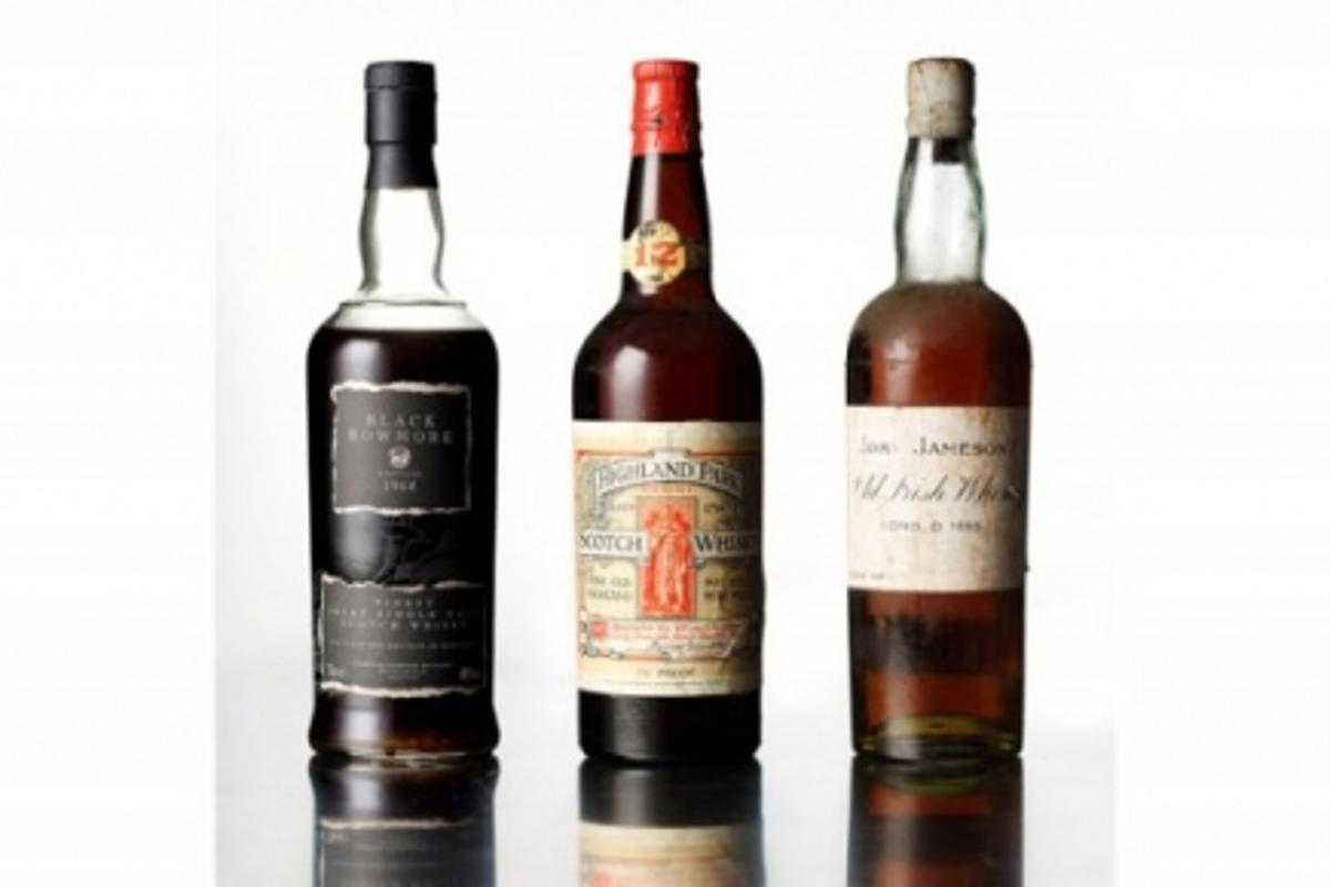 Whisky - Demon drink becomes sound financial investment