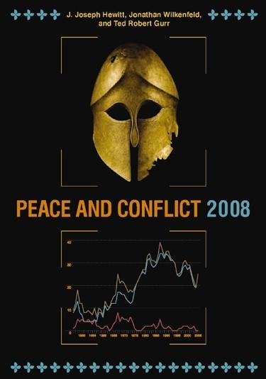 The 2008 edition of the Center for International Development and Conflict Management's Peace and Conflict study is now available.
