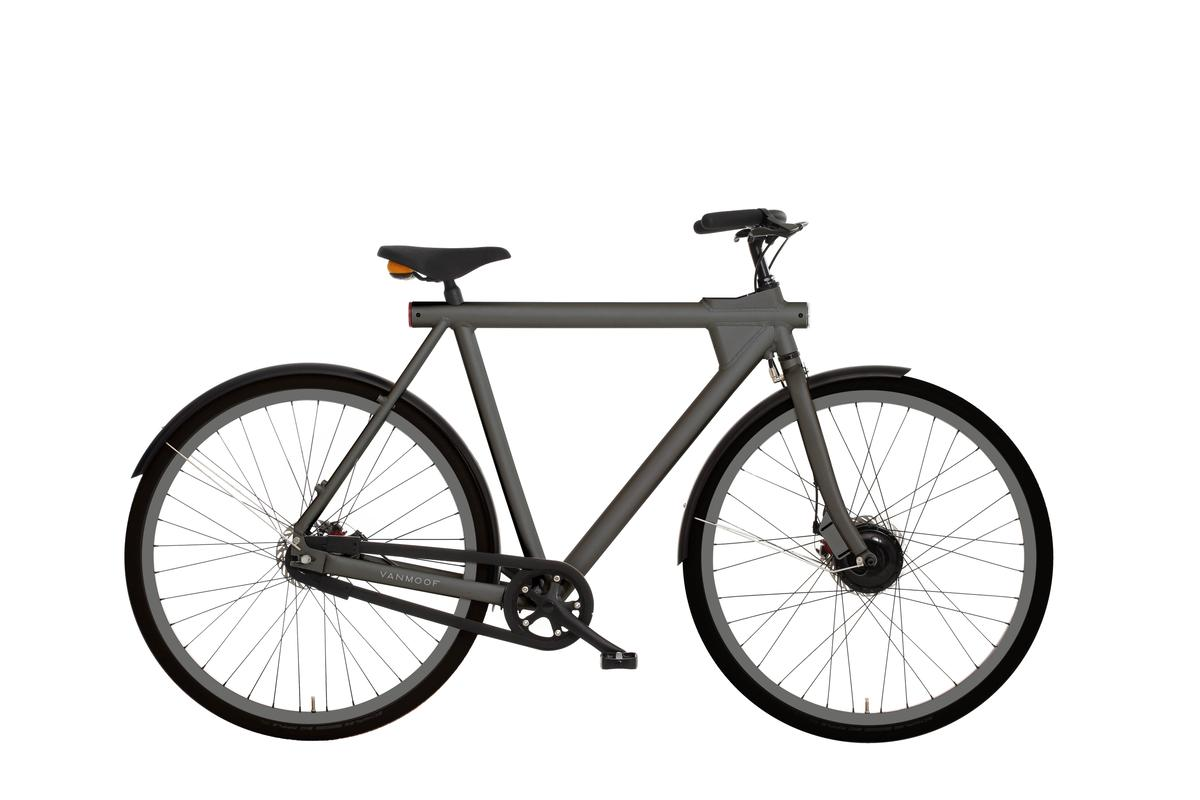 The VANMOOF Electrified will be released this July