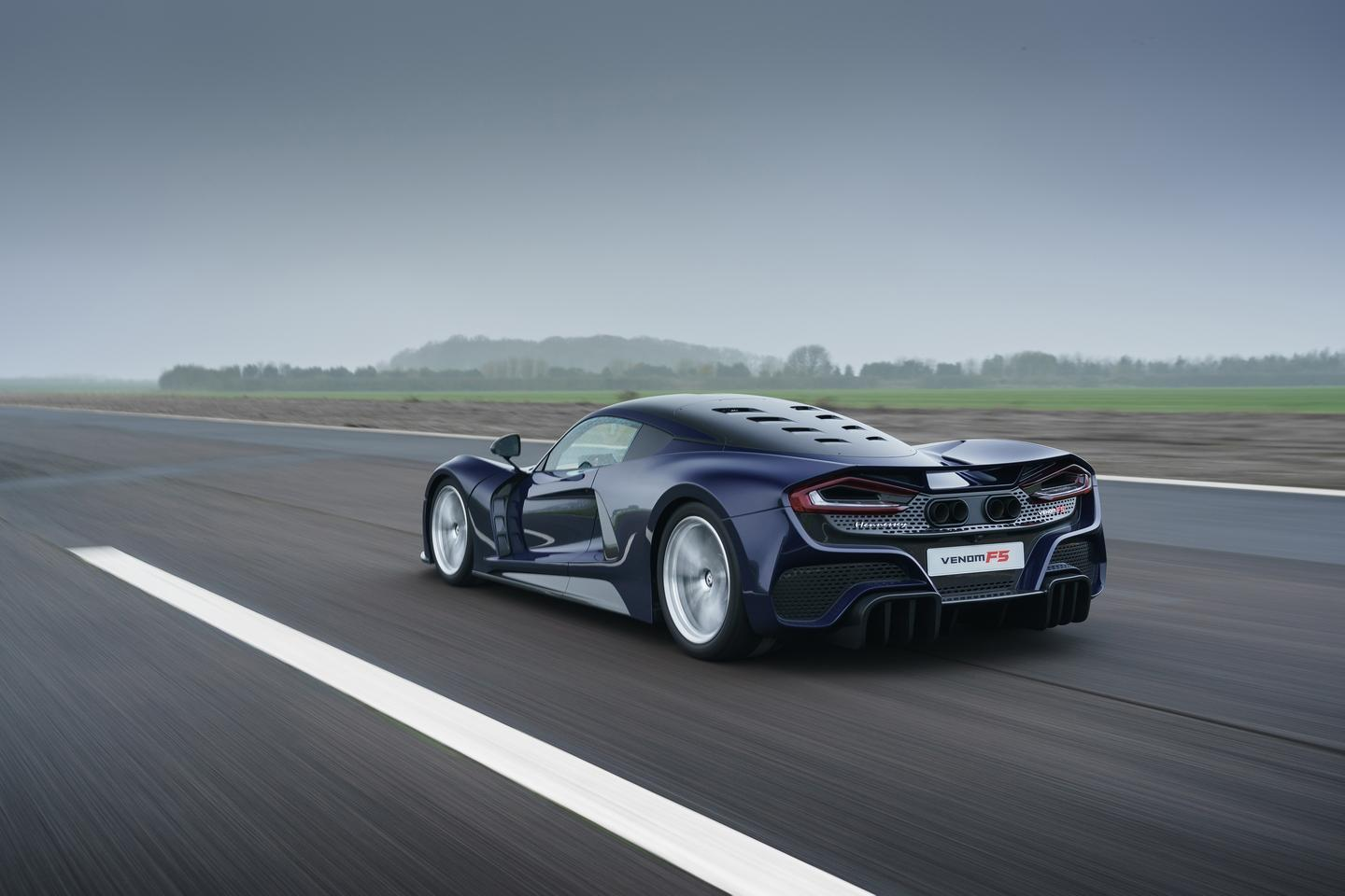 """A Texan hypercar with its sights set on the recently vacated """"world's fastest car"""" title"""