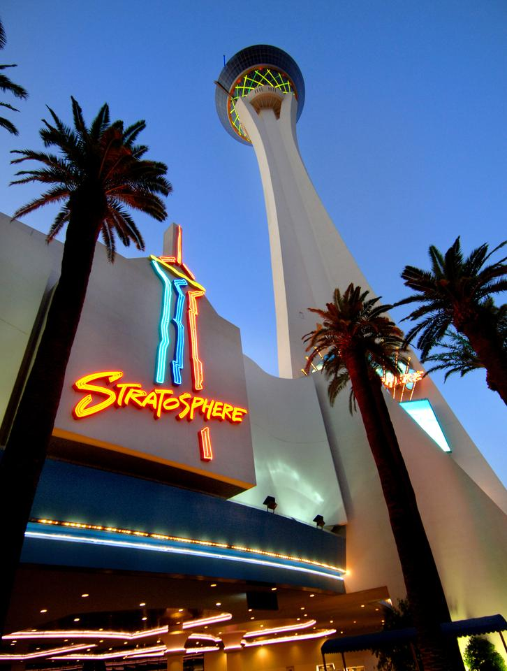Stratosphere Hotel and Casino Las Vegas