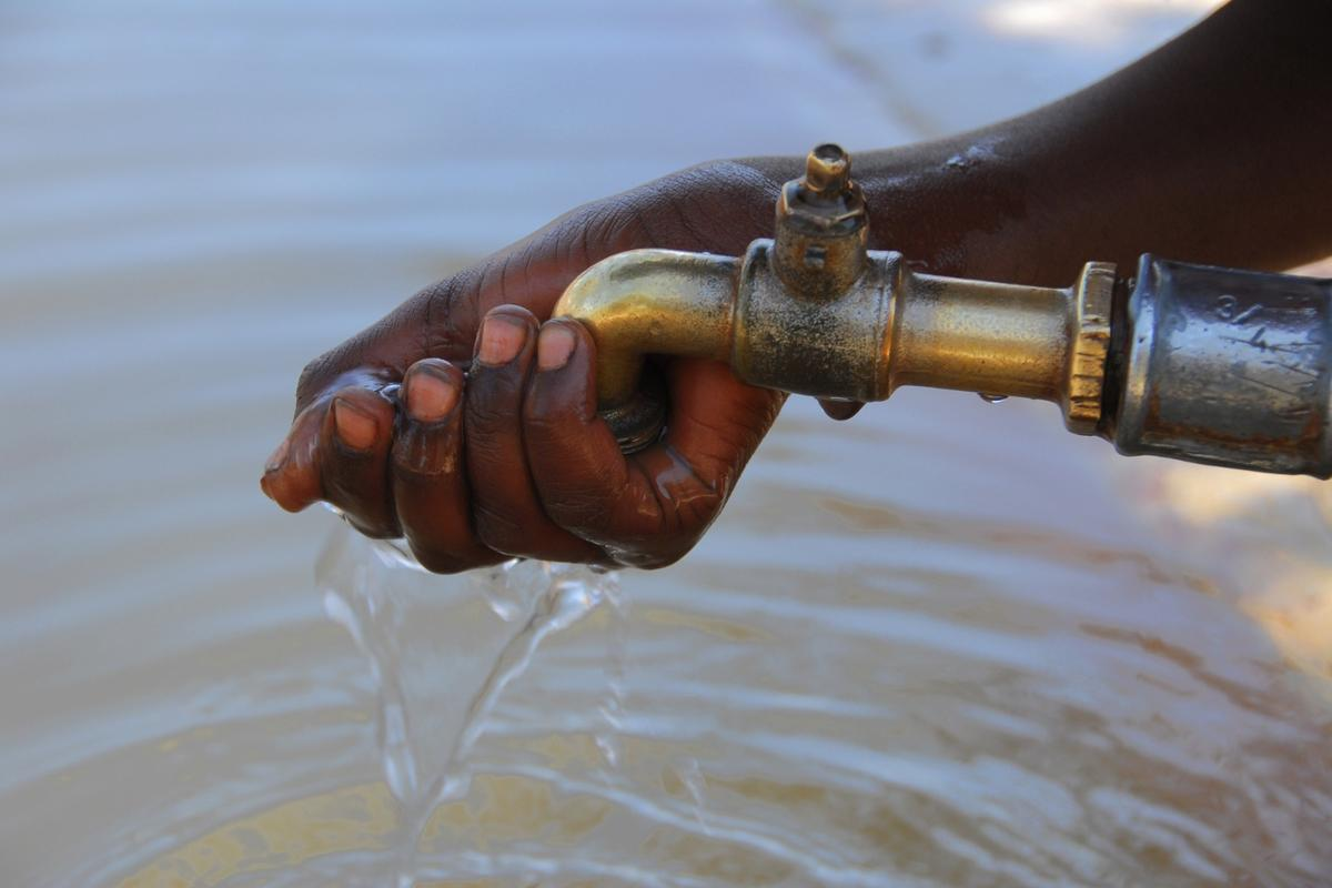 We know that technology has real potential to give global watersupplies a boost