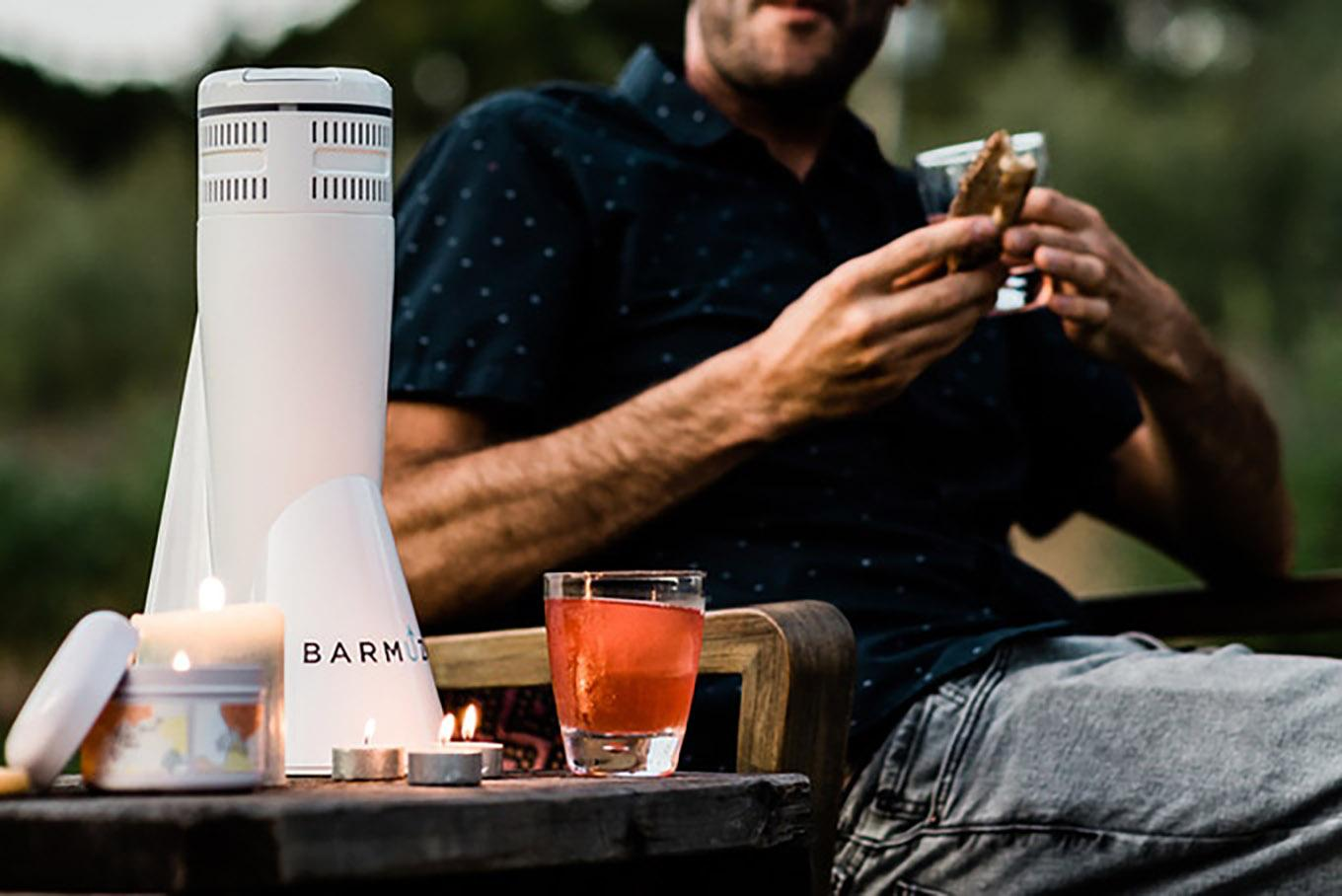 Barmuze cuts down on impurities in any alcohol for a smoother, better flavor