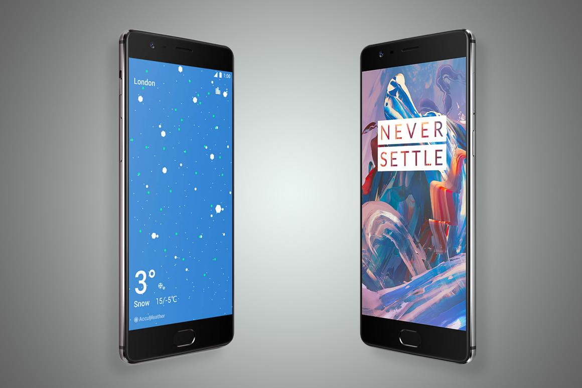 We compare the incrementally-updated OnePlus 3T to its predecessor