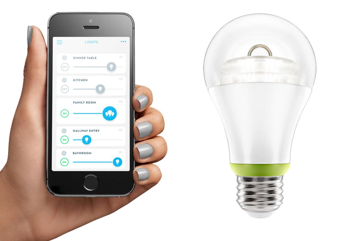 GE is entering the smart bulb market with Link bulbs starting at around US$15