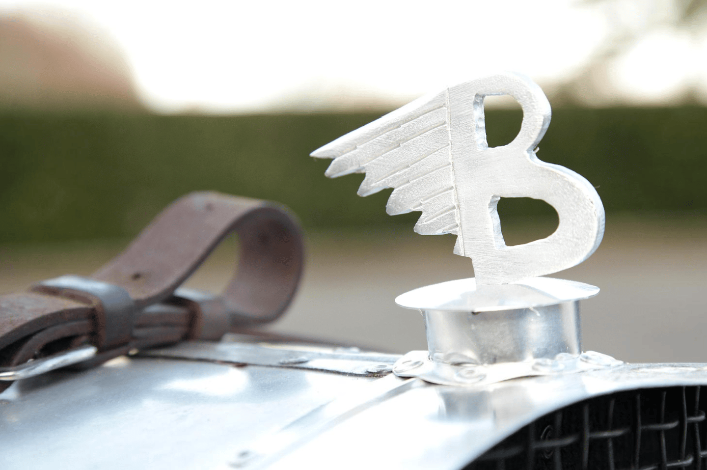 This hand-made 1920s Bentley 4½-Liter Replica Children's Car is to be auctioned at Bonhams' Les Grandes Marques du Monde au Grand Palais auction sale on February 8, 2018 and is estimated to sell for between €5,000 and €7,000