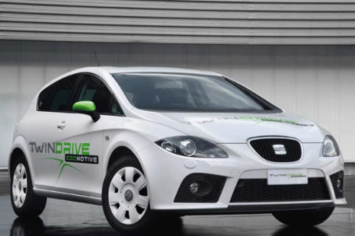SEAT Leon Ecomotive Twin Drive