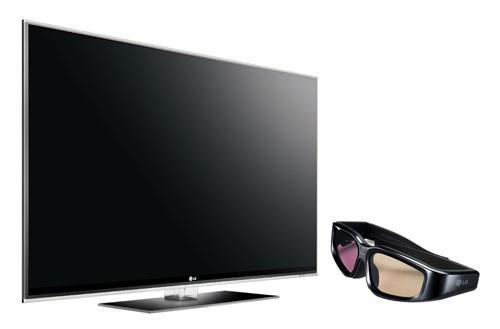 LG's Full LED 3D LX9500
