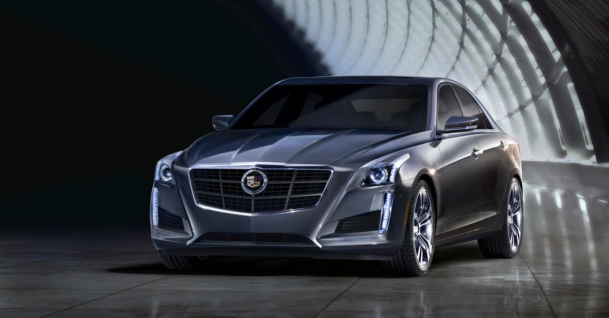 CTS roofline, hoodline are roughly an inch lower giving an even more aggressive stance