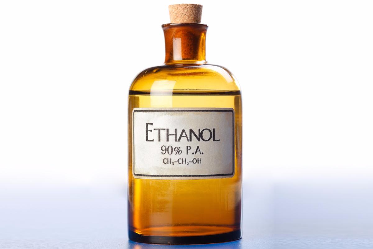 Ethanol - good to fuel your car, and now potentially kill tumors