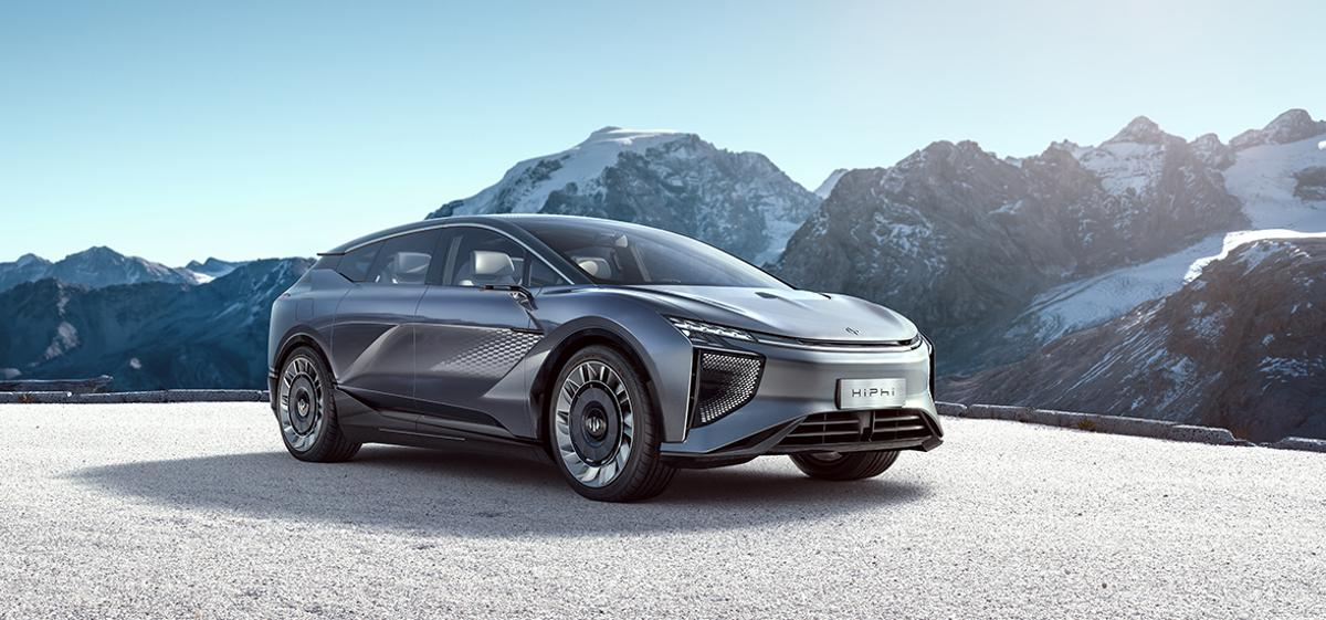 Human Horizons has launched its HiPhi 1 luxury electric SUV