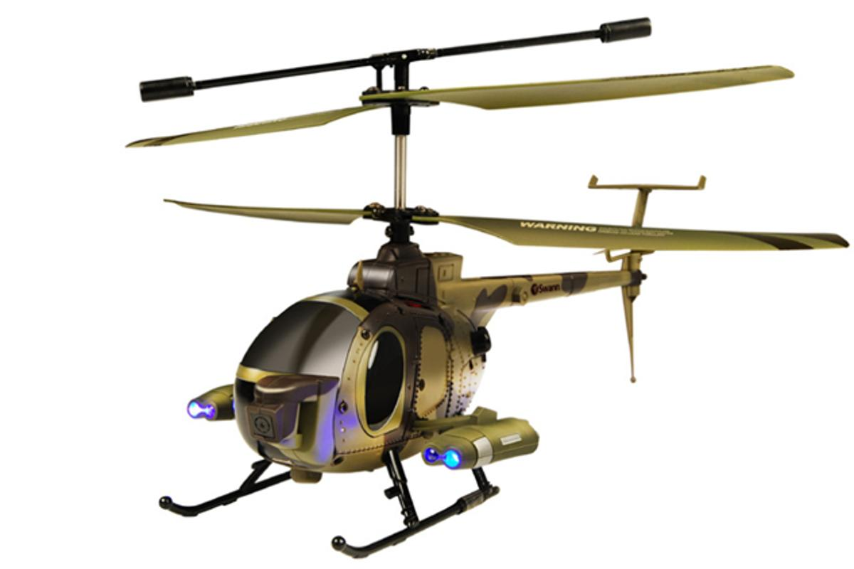 Swann Sky Eye RC helicopter with camera