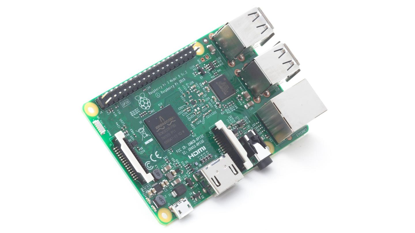 The Raspberry Pi 3 Model B gets a performance boost and built-in Wi-Fi/Bluetooth