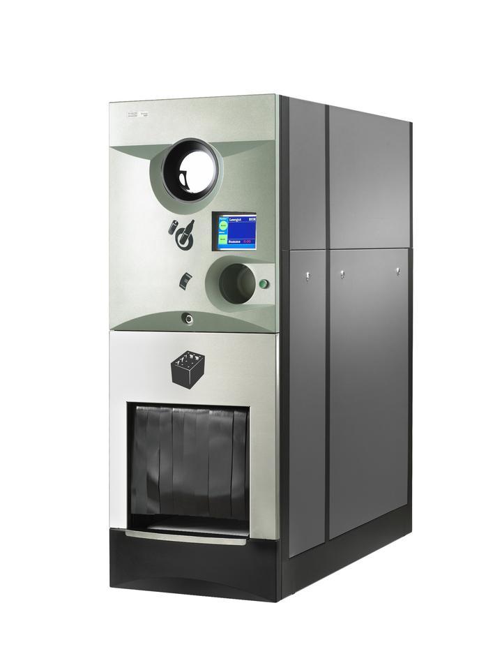 The Revendo 8000 Reverse Vending Machine