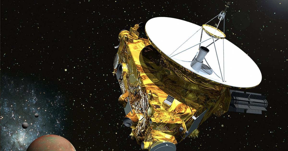 New Horizons may reach termination shock sooner than expected