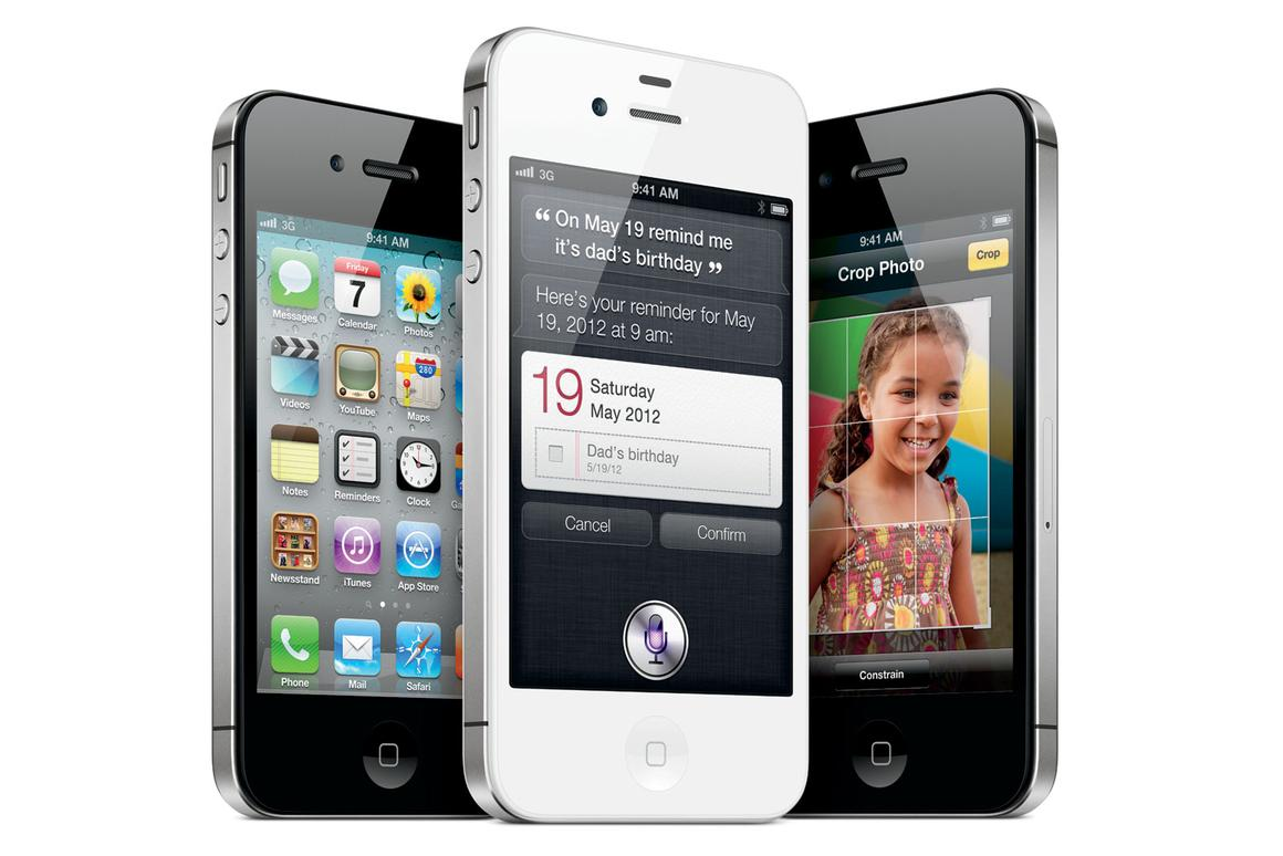 Is the iPhone 4s enough to steal market share from Android?