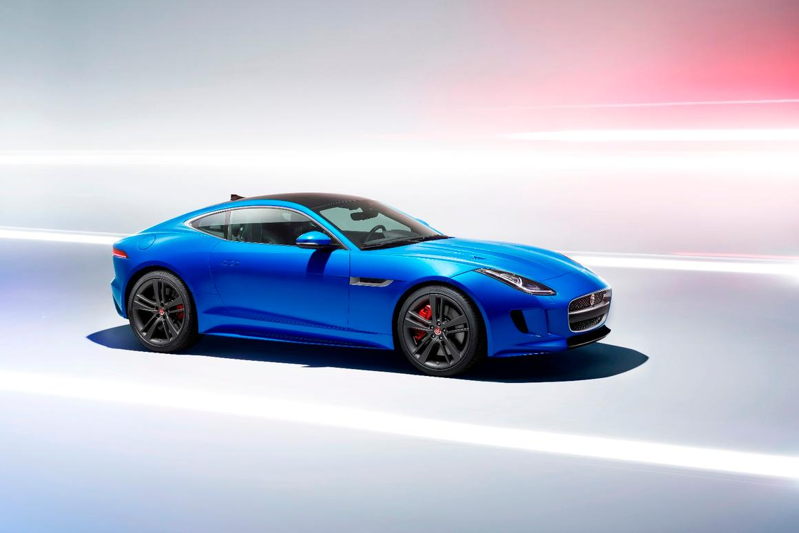 The British Design Edition will be part of the 2017 Jaguar F-Type lineup