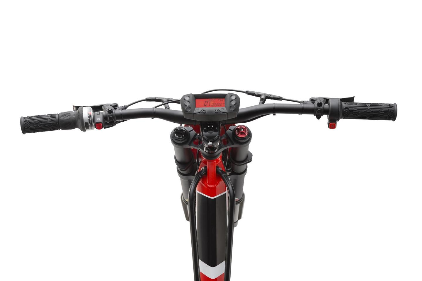 The Brinco includes an LED computer