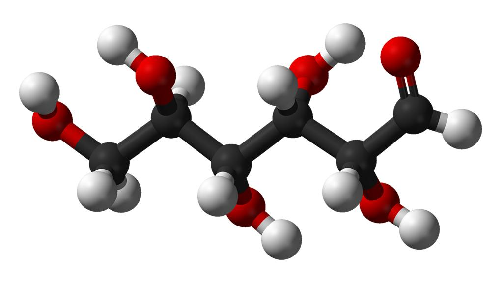 Glucose molecules such as this can cause serious problems for diabetes sufferers
