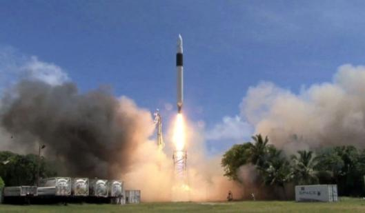 Falcon 1 launch vehicle