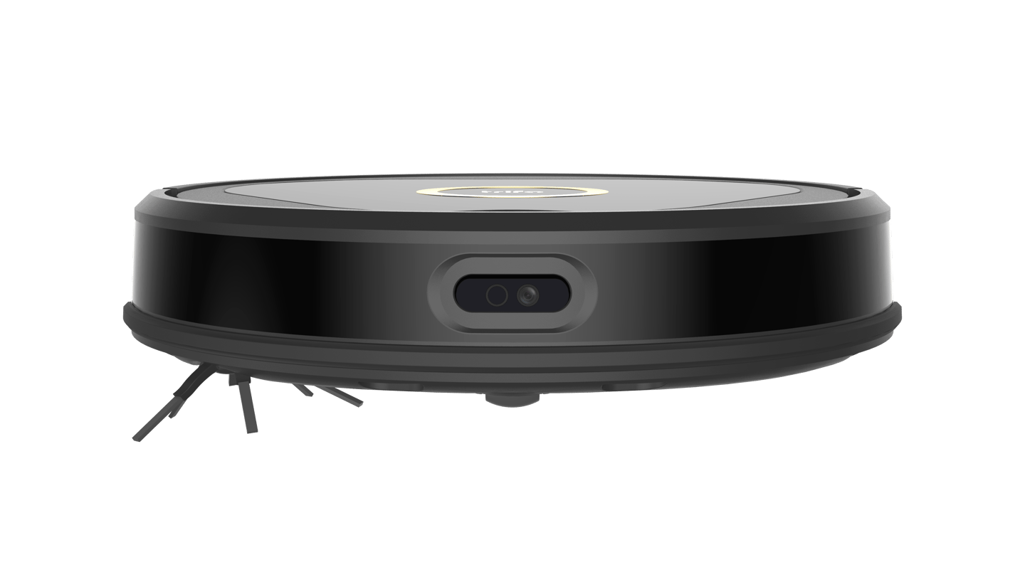 Lucy has a 1080p HDR camera and depth sensor with night vision capability