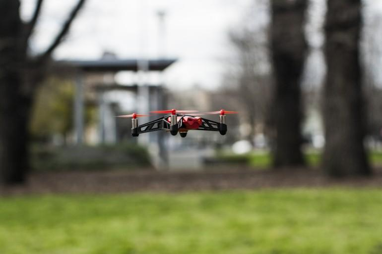 The FAA has launched a campaign to promote safety around unmanned drone flights (Photo: Nick Lavars/Gizmag)
