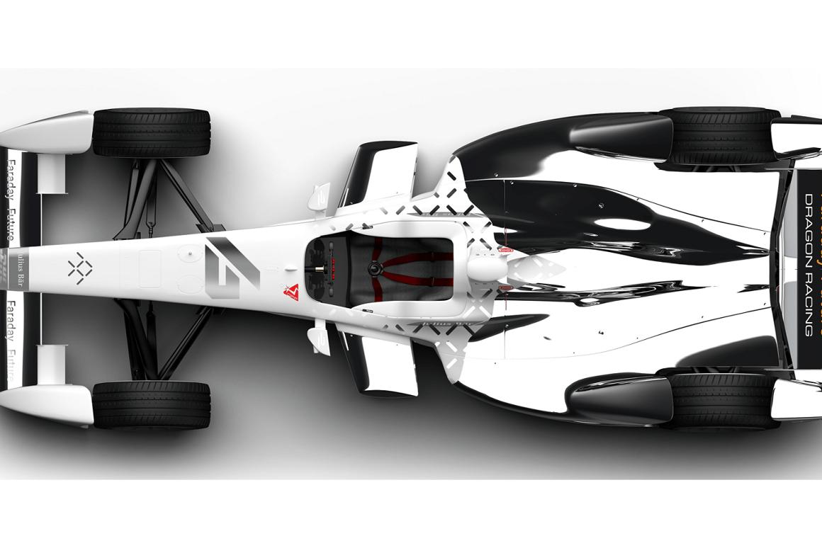 The long-term alliancewill see the Dragon Racing team renamed Faraday Future Dragon Racing