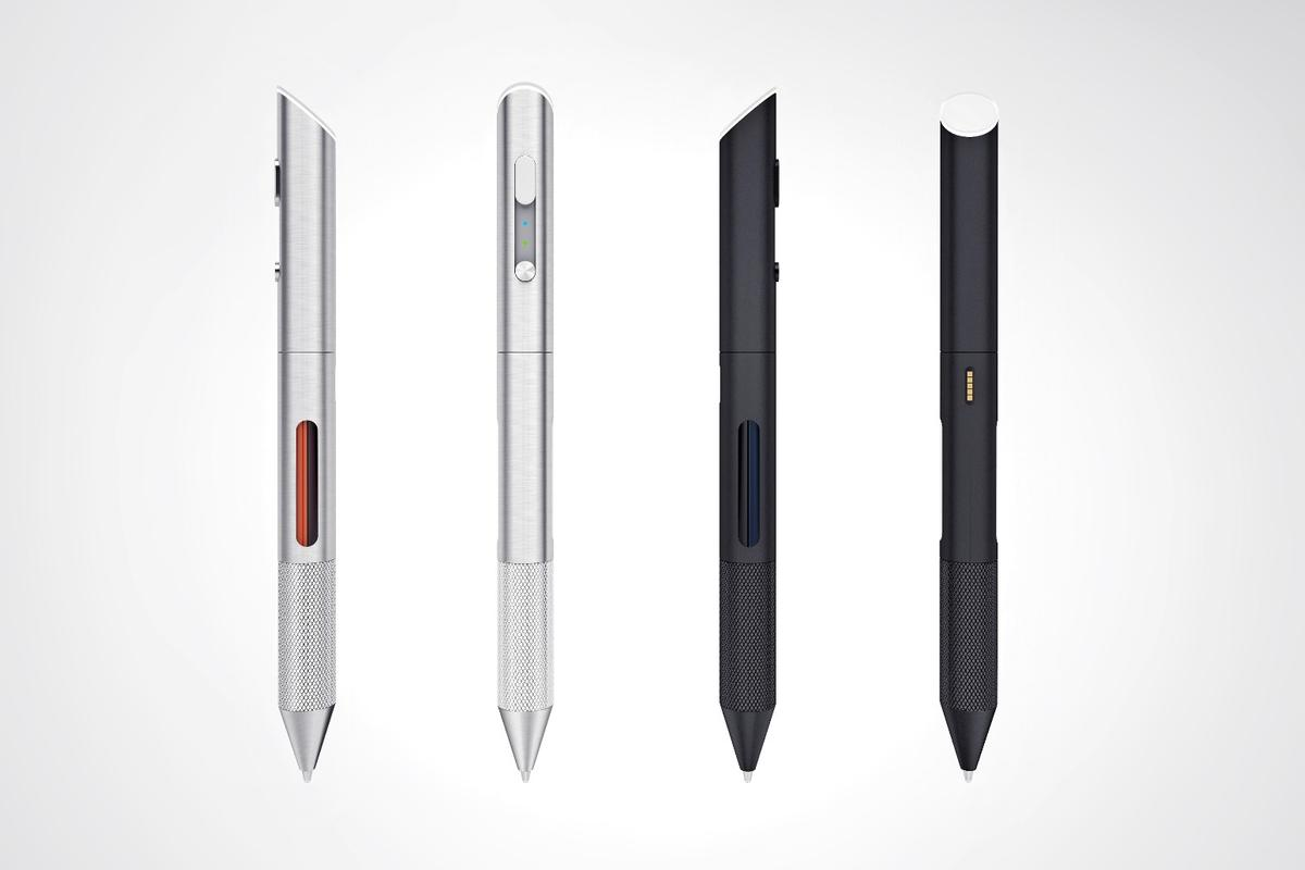 The Cronzy pen is another stab at the unlimited color all-in-one pen