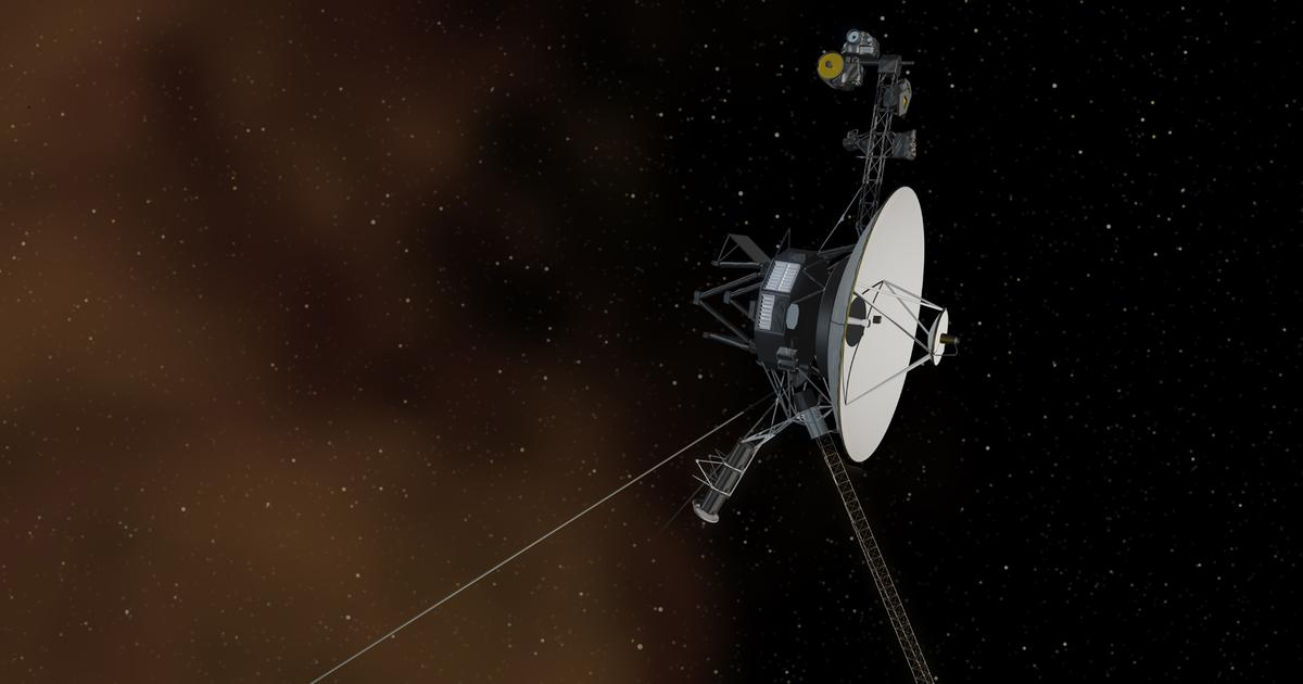 Voyager 2 comes back online, 11.5 billion miles from home