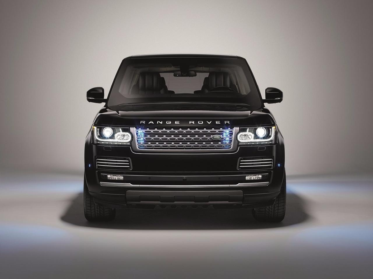 The Range Rover Sentinel can withstand grenade blasts