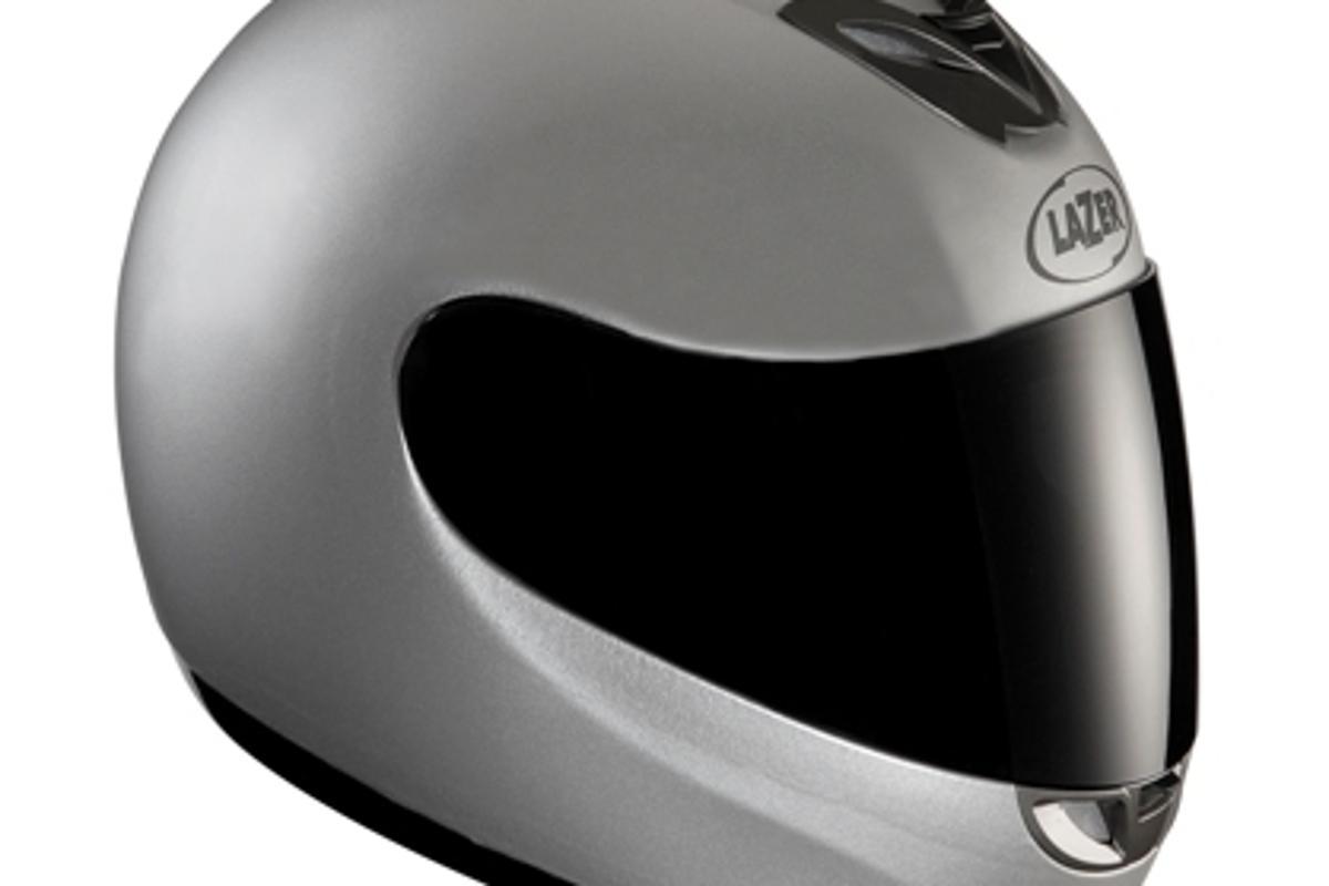 The Lazer Solano SuperSkin helmet