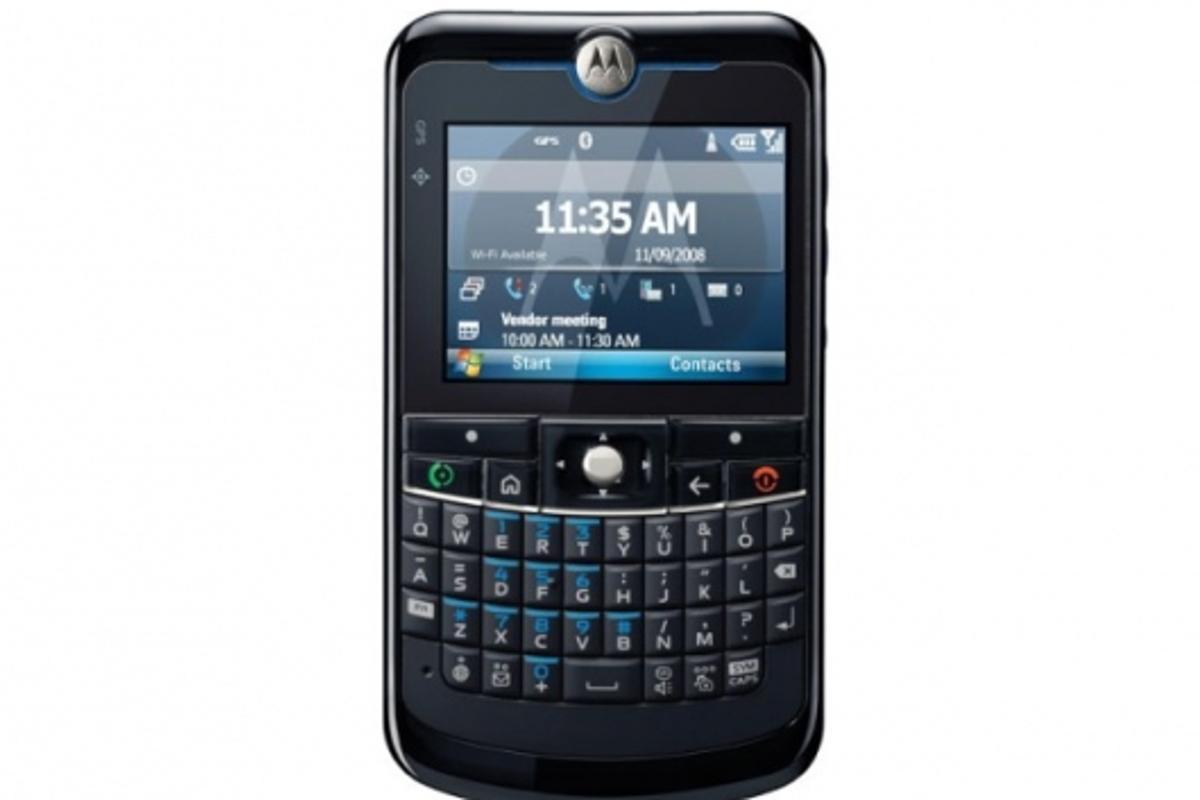 Motorola's MOTO Q 11 smartphone