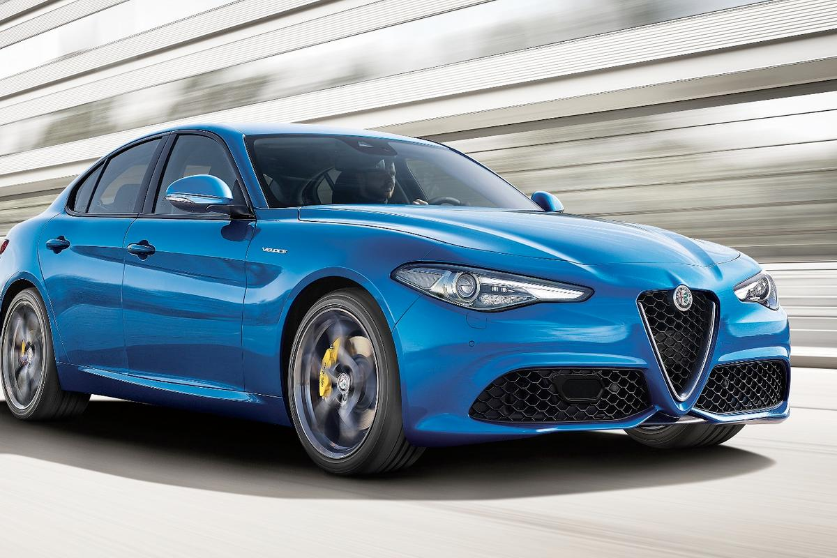 Alfa Romeo has kept its comeback rolling with two new Giulia variants