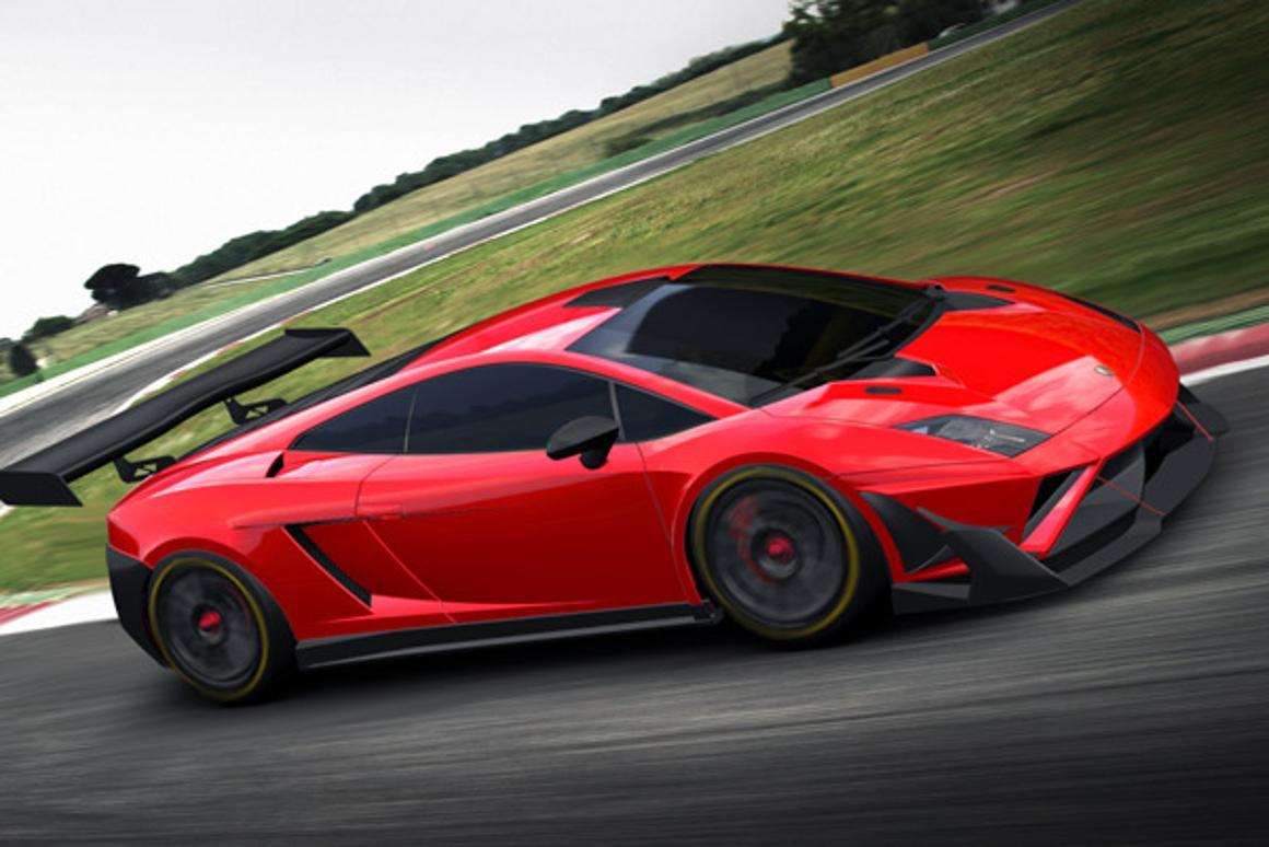 Lamborghini's GT3 Gallardo to be ready for 2013 and 2014