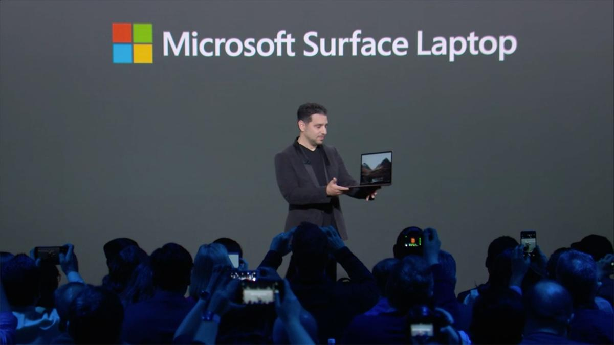 Today, Microsoft unveiledWindows 10 S,its answer to Chrome OS, and a premium Surface Laptop thats runs it