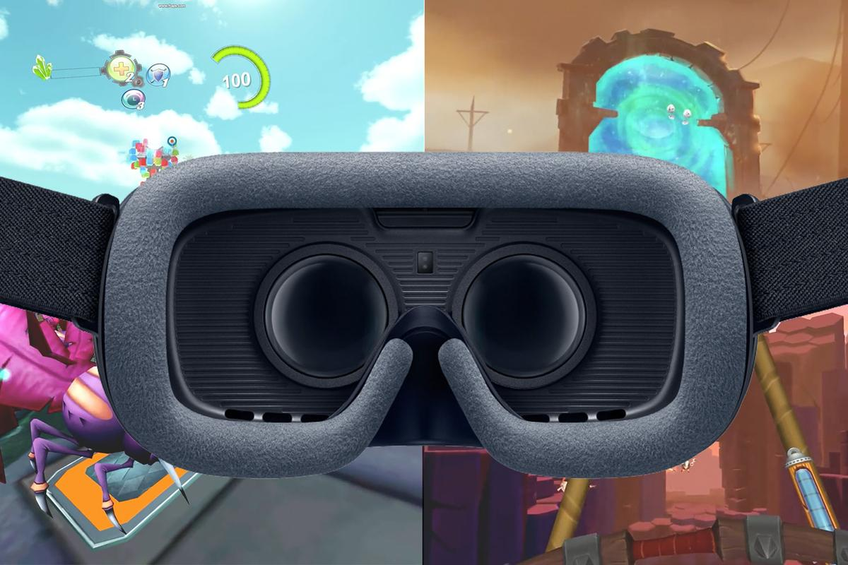 A roundup of the newest games for the GearVR