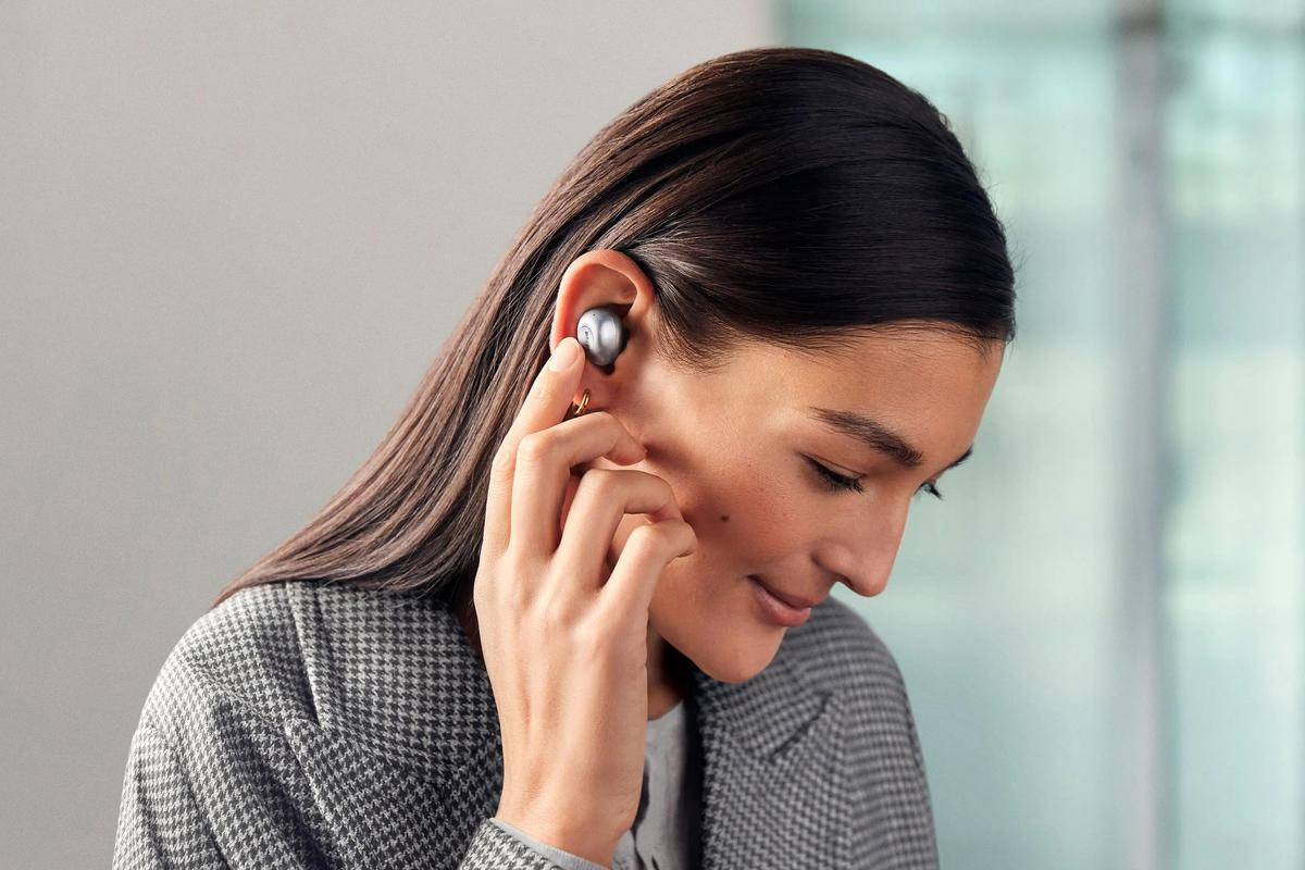 The Mu3 true wireless ANC earphones have been tuned by the same engineers responsible for KEF's loudspeakers