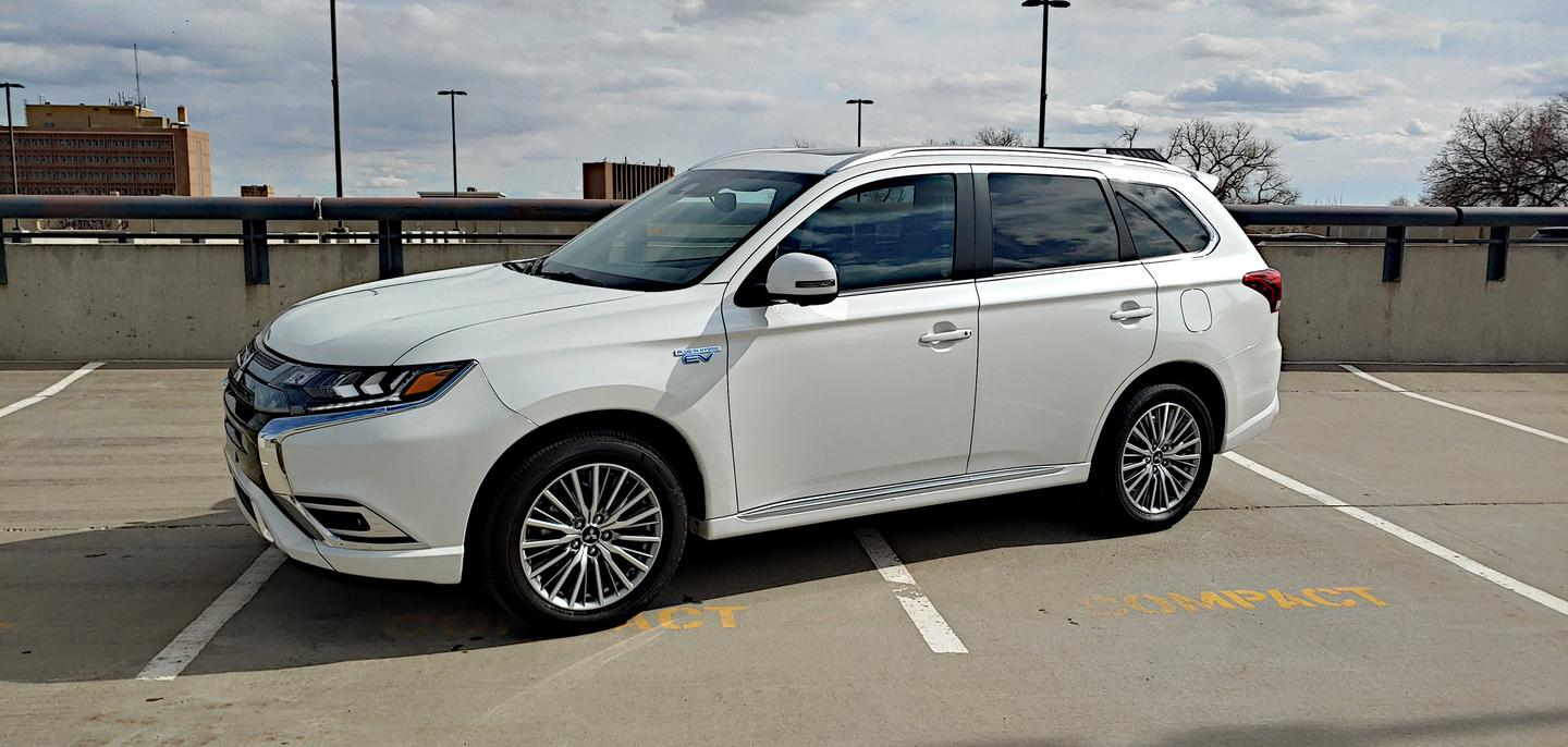 The 2020 Outlander PHEV has a generous list of standard features, including advanced safety tech