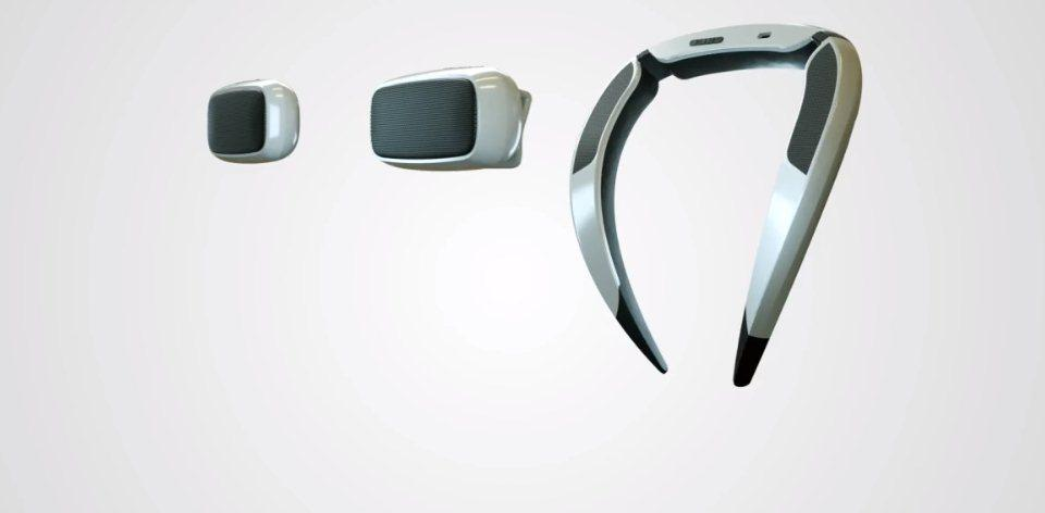 Samsung C-Lab's S-Ray concepts will debut at CES 2018