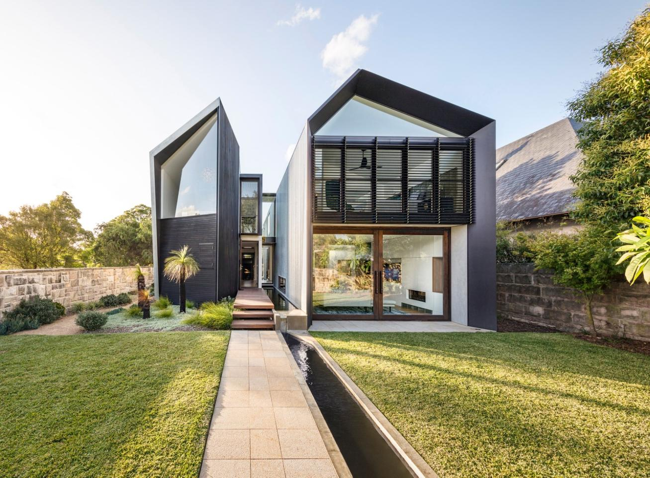 The Iron Maiden House was completed this year, and has since made the shortlist for the 2018 World Architecture Festival Awards and the 2018 Houses Awards
