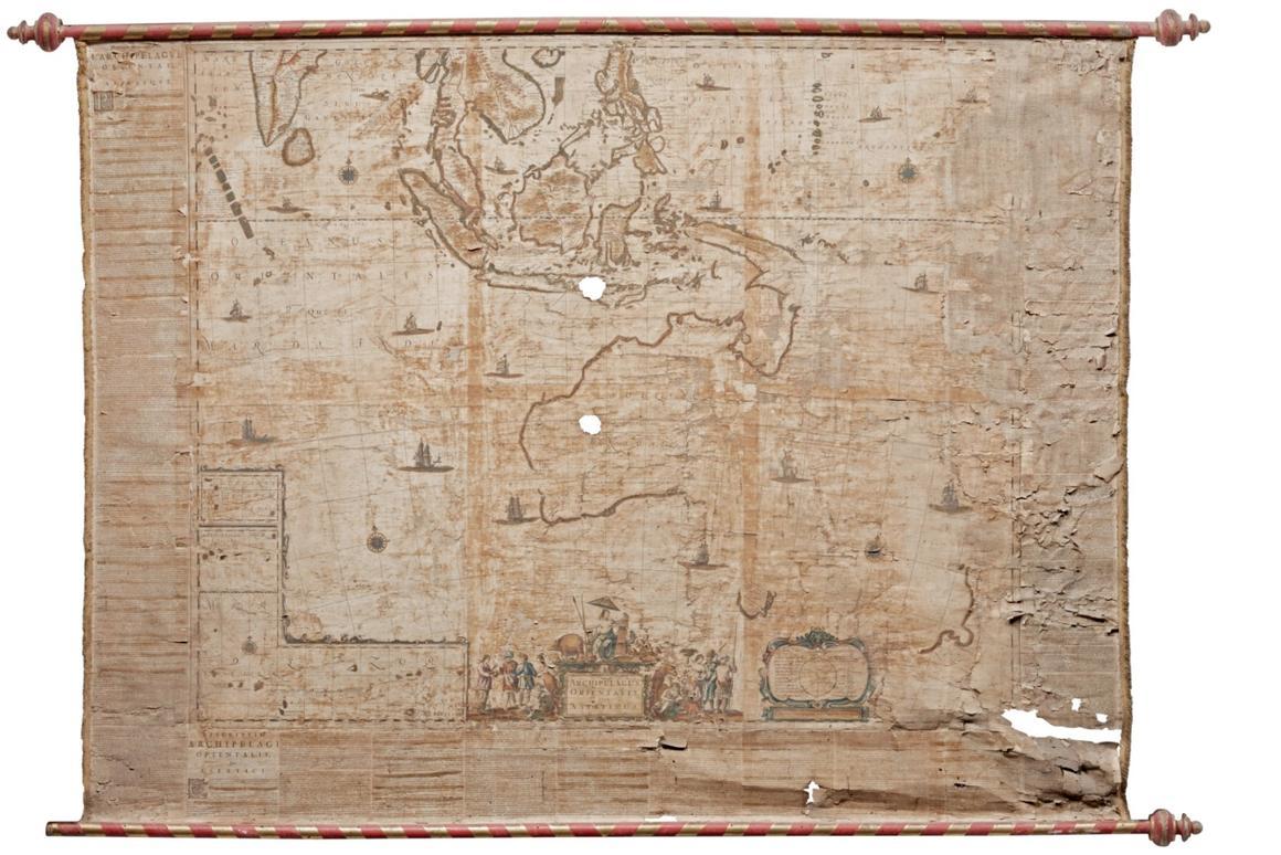 Joan Blaeu'sArchipelagi Orientalis Sive Asiaticus(1659)