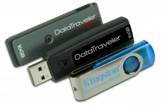 The latest DataTraveler flash drives