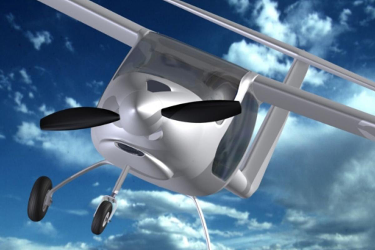 Pipistrel is releasing the ALPHA in 2012 at an intro price of EUR59,000
