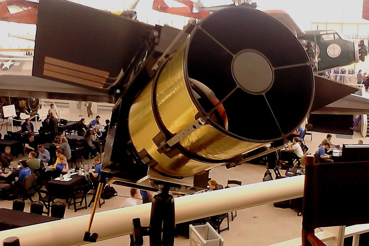 Planetary Resources hopes to get the public involved with the launch a crowdfunded version of its Arkyd 100 space telescope satellite